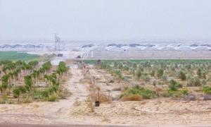Landvorbereitung durch den KKL