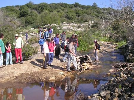 Wasser in Israel