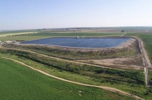 Rahat Reservoir