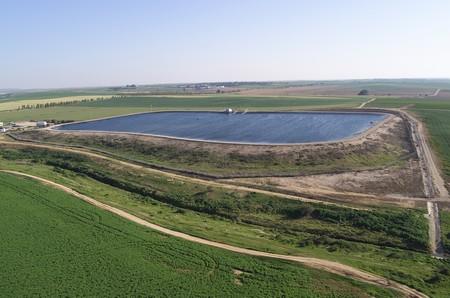 Rahat: ein weiteres Wasserreservoir des JNF-KKL in Israel